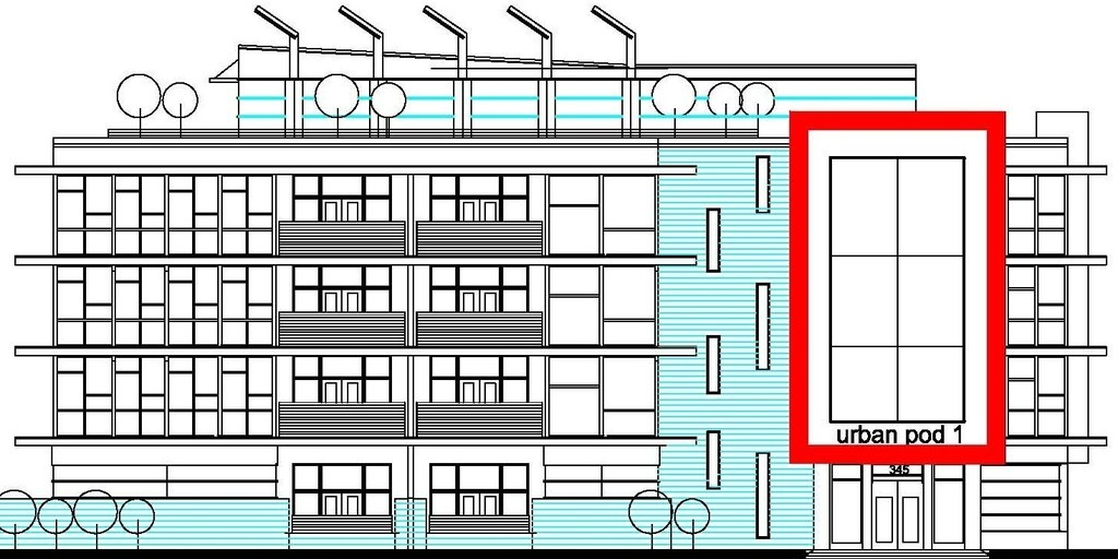 Apartment building floor plans Apartment building construction plans